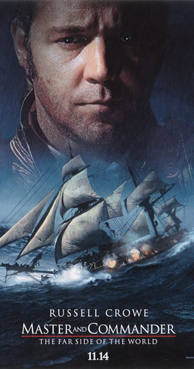 master and commander the far side of the world 2003 imdb