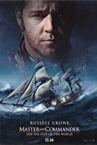 Master and Commander: The Far Side of the World (2003) Poster