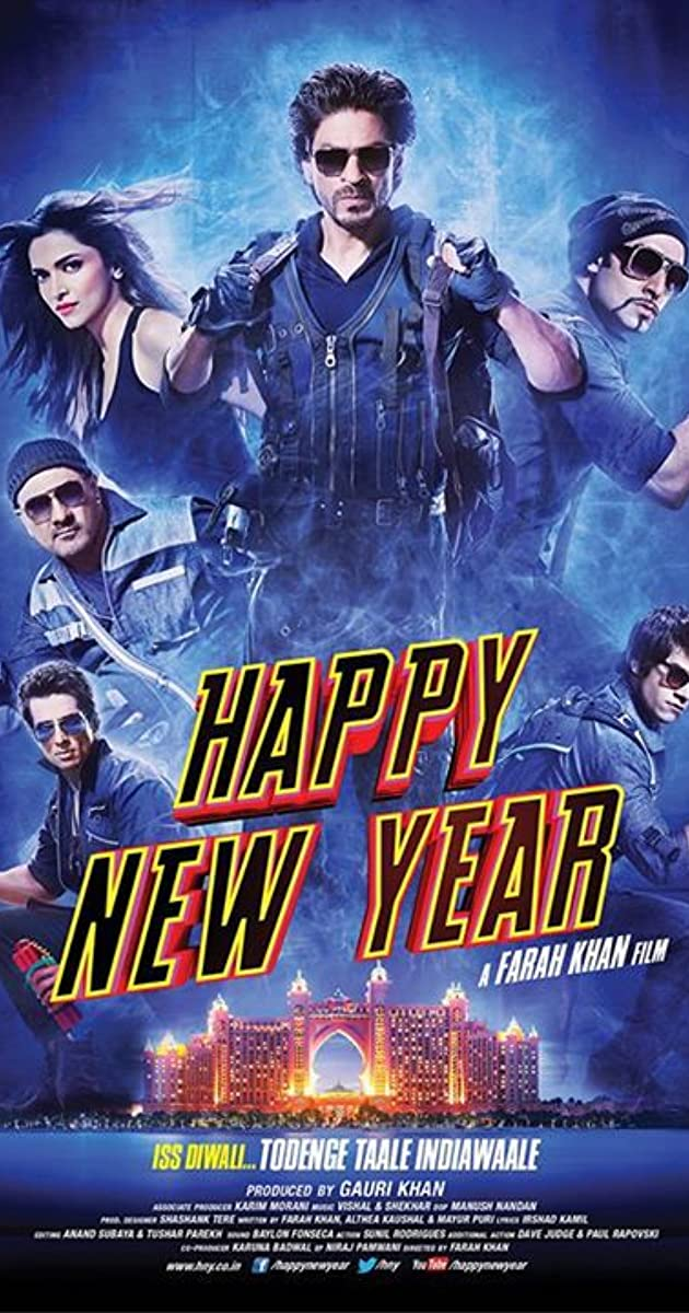 photos of happy new year film complet