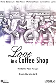 Love in a Coffee Shop Poster