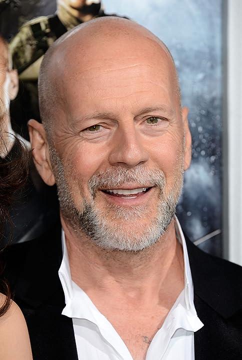 Bruce Willis at an event for G.I. Joe: Retaliation (2013)