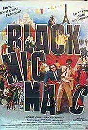 Black Mic Mac Poster