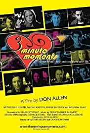 Three Minute Moments Poster