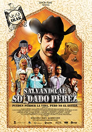 Salvando al Soldado Pérez (2011)
