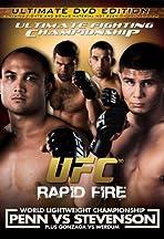 UFC 80: Rapid Fire