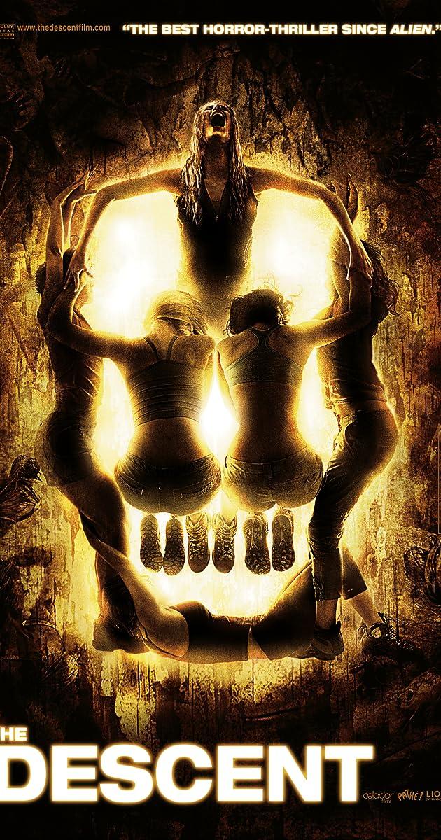 Nusileidimas / The Descent (2005) Online