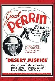 Desert Justice (1936) - Western.