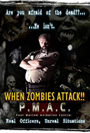 When Zombies Attack!! Poster
