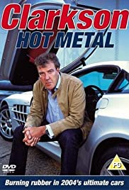 Clarkson: Hot Metal Poster