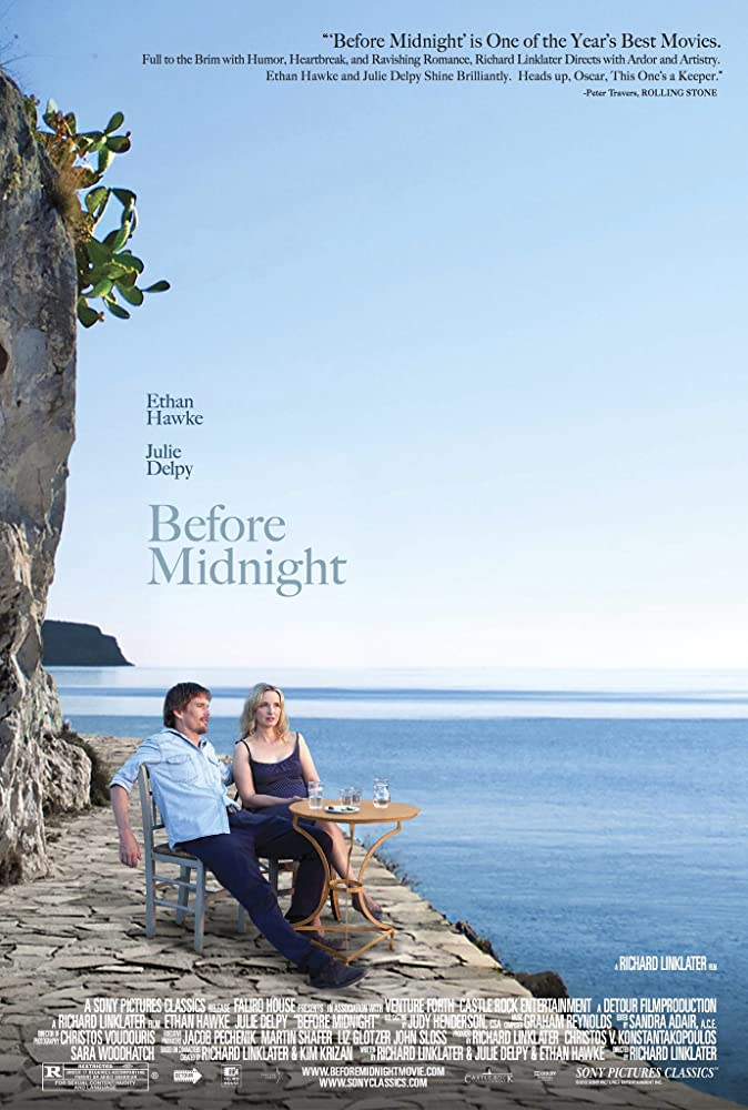Before Midnight cartel de la película