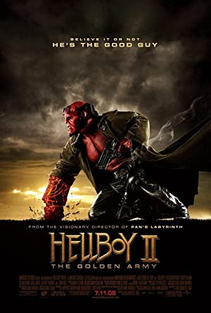 Hellboy II: The Golden Army - 2008