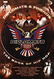 Diplomats & Friends: The Book of Hip-Hop Poster