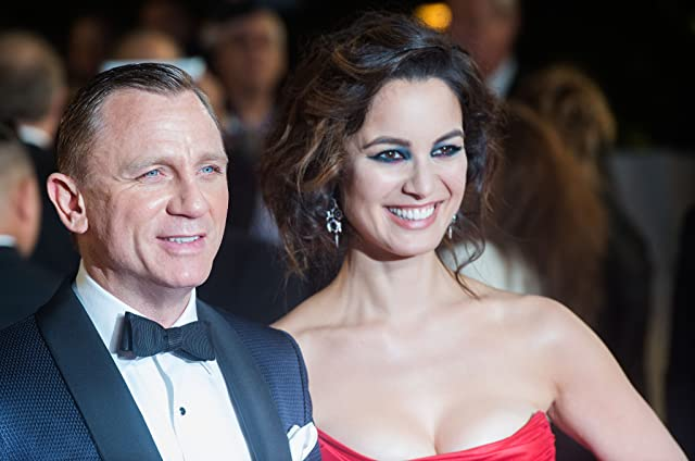 Daniel Craig and Bérénice Marlohe at Skyfall (2012)