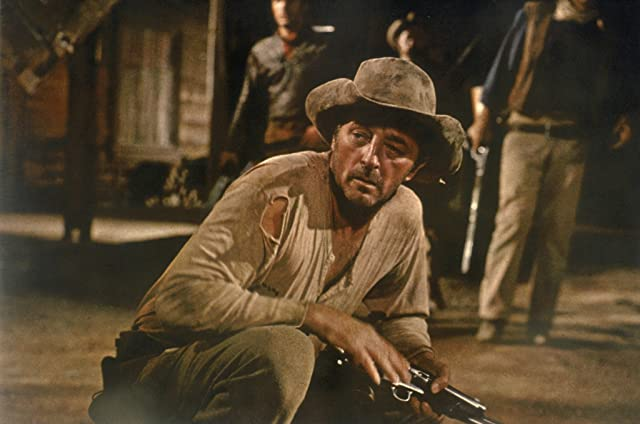 Robert Mitchum in El Dorado (1967)
