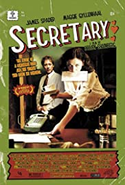 Secretary (2002) Poster - Movie Forum, Cast, Reviews