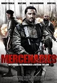 Mercenaries (2011) Poster - Movie Forum, Cast, Reviews