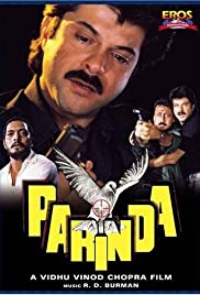 Parinda (1989) Poster - Movie Forum, Cast, Reviews