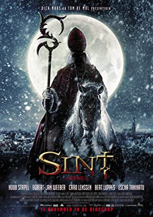 Saint poster
