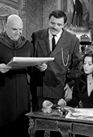Feud in the Addams Family Poster