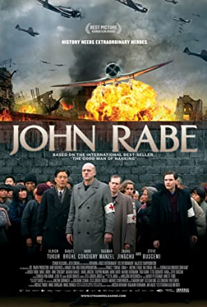 City of War: The Story of John Rabe poster