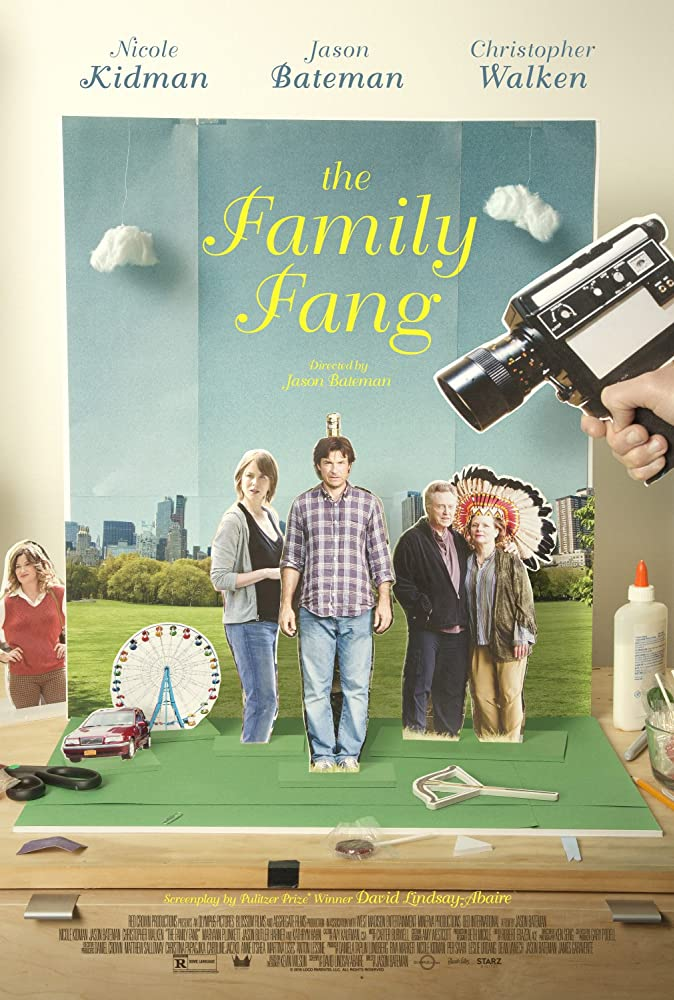 The Family Fang 2015 720p BluRay 600MB