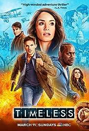 Timeless Poster - TV Show Forum, Cast, Reviews