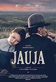 Jauja cartel de la película