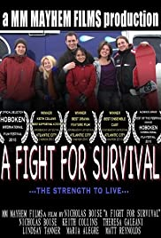 A Fight for Survival Poster