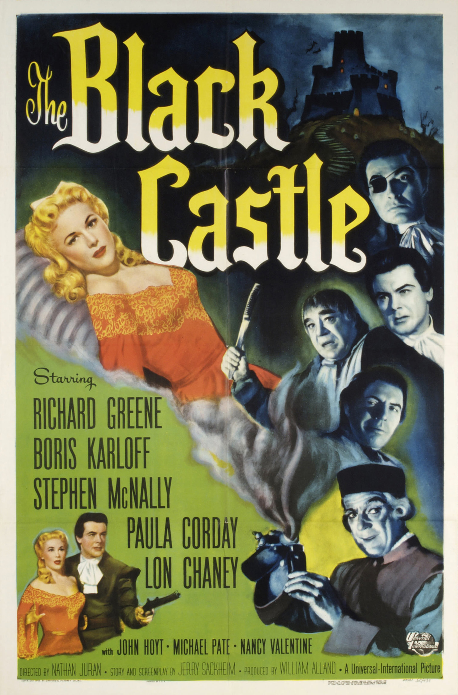 image The Black Castle Watch Full Movie Free Online