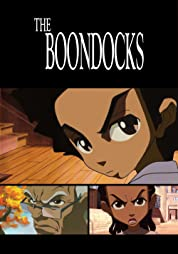 The Boondocks - Season 1 poster