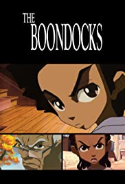 The Boondocks Poster - TV Show Forum, Cast, Reviews