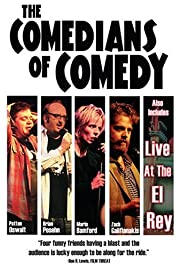 The Comedians of Comedy Poster