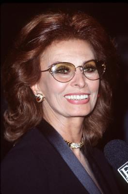 Sophia Loren at The Odd Couple II (1998)