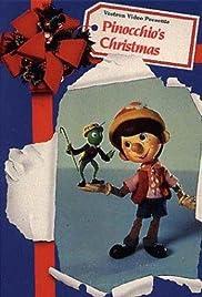 Pinocchio's Christmas Poster
