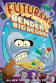 Futurama: Bender's Big Score Poster