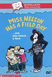 Miss Nelson Has a Field Day Poster