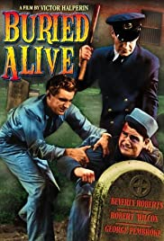Buried Alive (1939) Poster - Movie Forum, Cast, Reviews