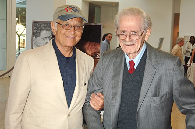 Norman Lear and Norman Corwin
