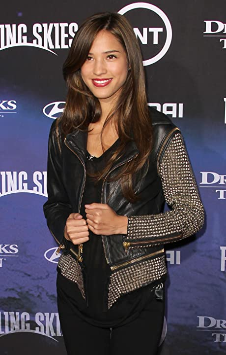 Kelsey Asbille at an event for Falling Skies (2011)