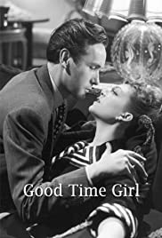 Good-Time Girl (1948) Poster - Movie Forum, Cast, Reviews