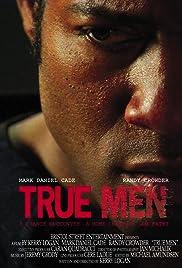 True Men Poster