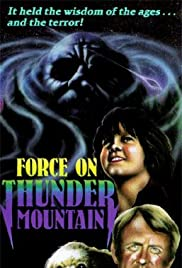 The Force on Thunder Mountain Poster