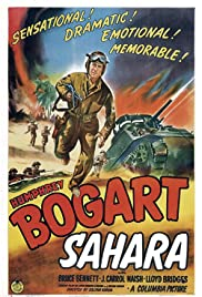 Sahara (1943) Poster - Movie Forum, Cast, Reviews