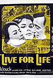 Live for Life (1967) Poster - Movie Forum, Cast, Reviews
