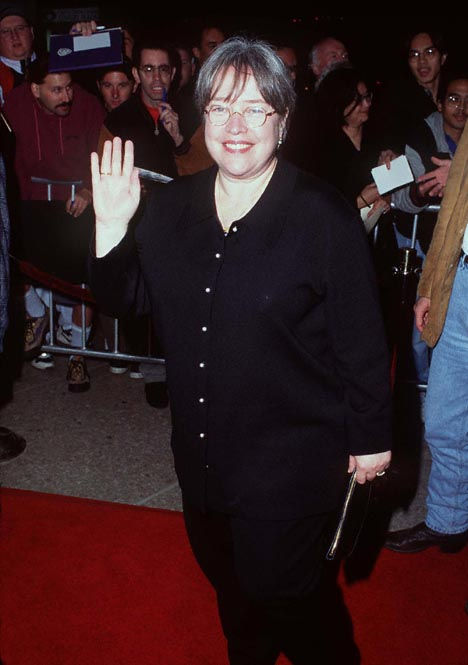 Kathy Bates at an event for Diabolique (1996)