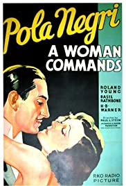 A Woman Commands Poster