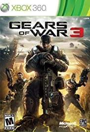 Gears of War 3 Poster
