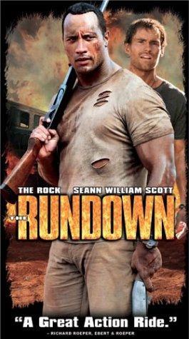 The Rundown (2003) Hindi Dubbed Movie
