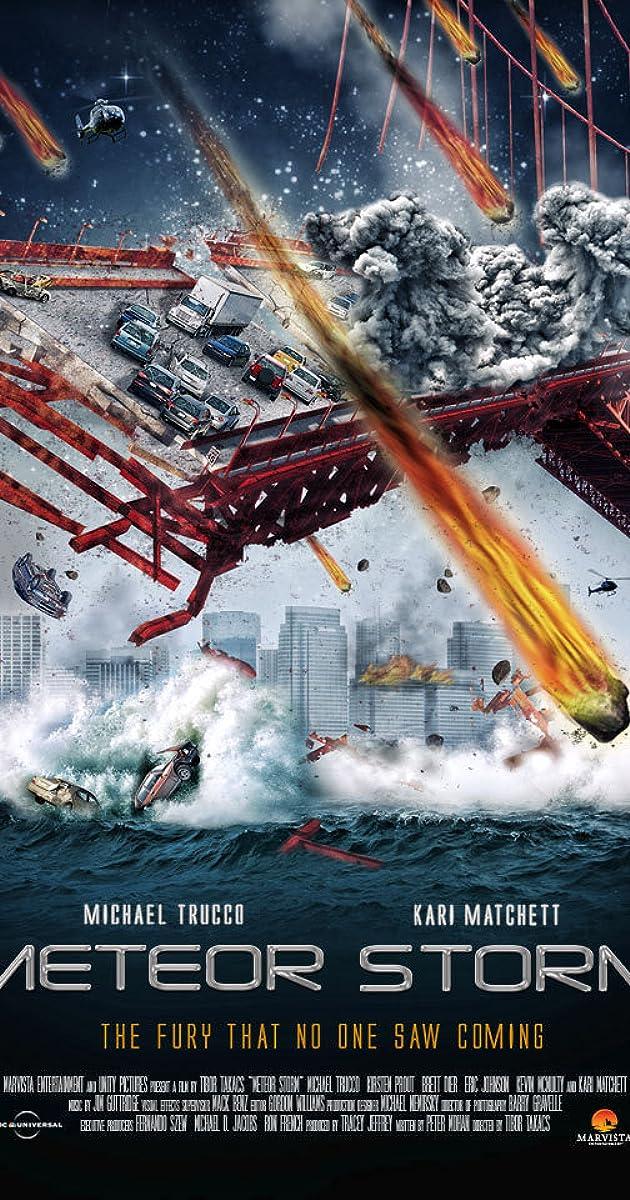 Meteorų audra / Meteor Storm (2010) Online