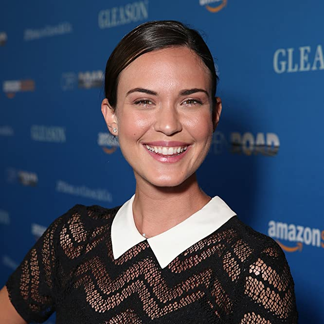 Odette Annable at an event for Gleason (2016)